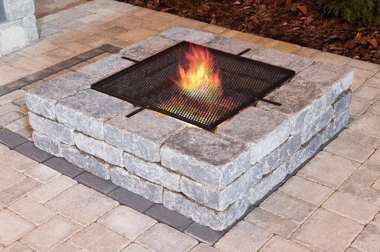 Quarry Stone Firepit