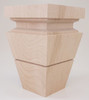 """Catalina Tapered Foot - 5"""" Tall x 3 3/8"""" Wide"""