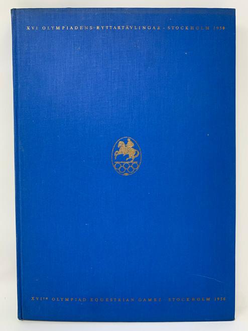 Ryttar-Olympiaden Stockholm 1956 Equestrian Olympics Retrospective!