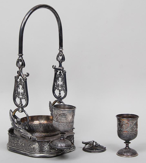 Antique Water Server