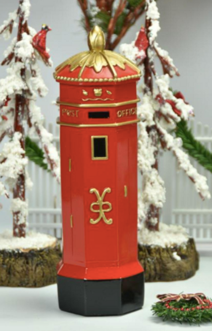 Byers Choice British Post Box*