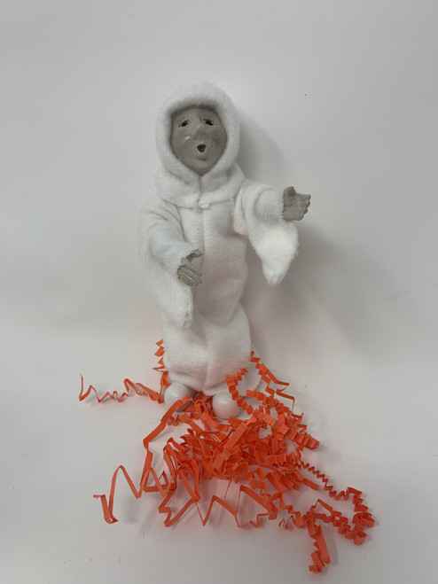 Byers Choice Kindlekin Ghost - Small And Posable