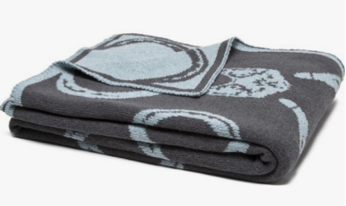 Throw In2Green Luxury Recycled Cotton Blanket*