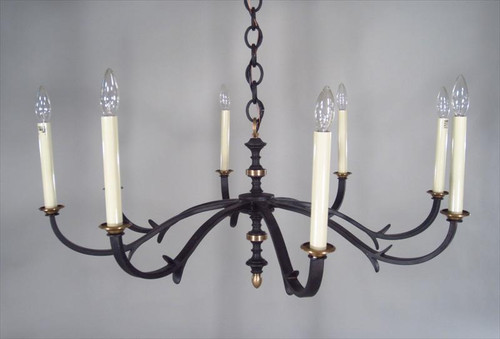 Visual Comfort 8 Arm Chandelier