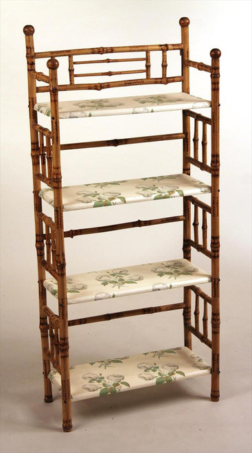 A Sweet Bamboo Etagere- Very Buatta!
