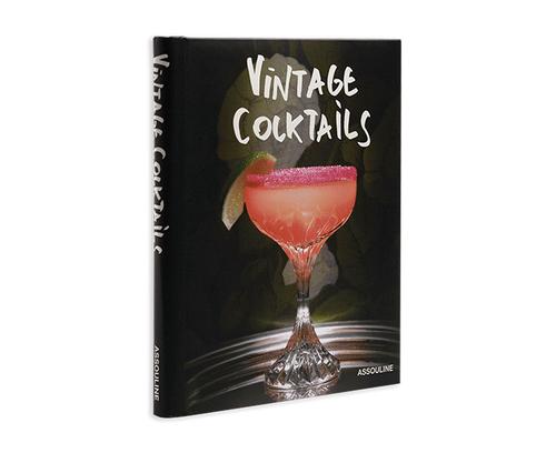 Assouline Books - Vintage Cocktails- New