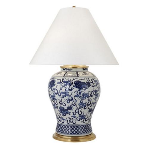Ralph Lauren Large Foo Dog Lamp