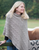 Classic Timeless Recycled Cable Knit Cotton PONCHOS From The Incredible Ladies At In2Green*  3 Colors