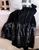 Throw Fabulous Faux Furs- Black Mink 60x86*