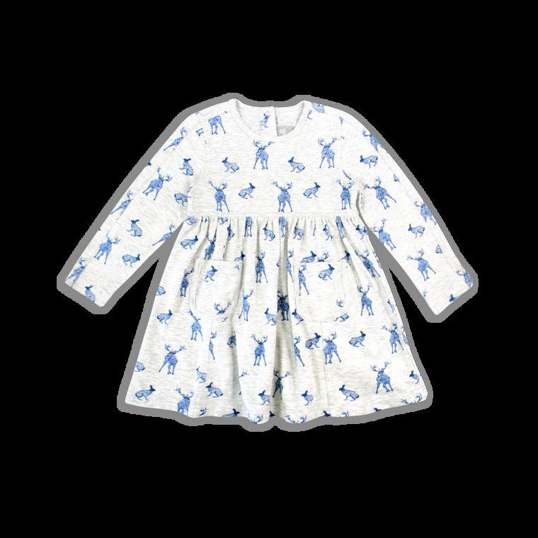 Coccoli Jersey | Dress | 3-24m | 44504-286