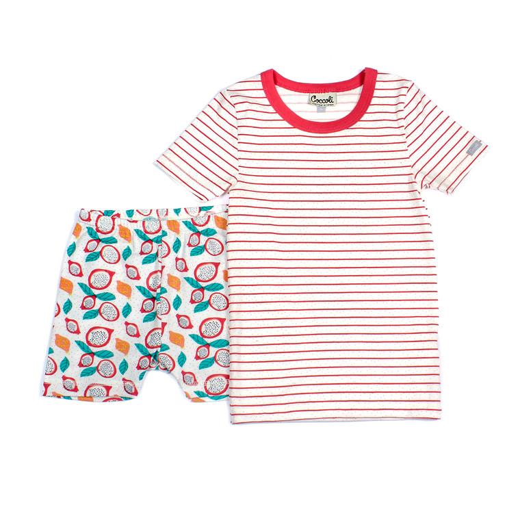 Coccoli Modal | Short Pyjama | 12m-24m | ESM4862-567