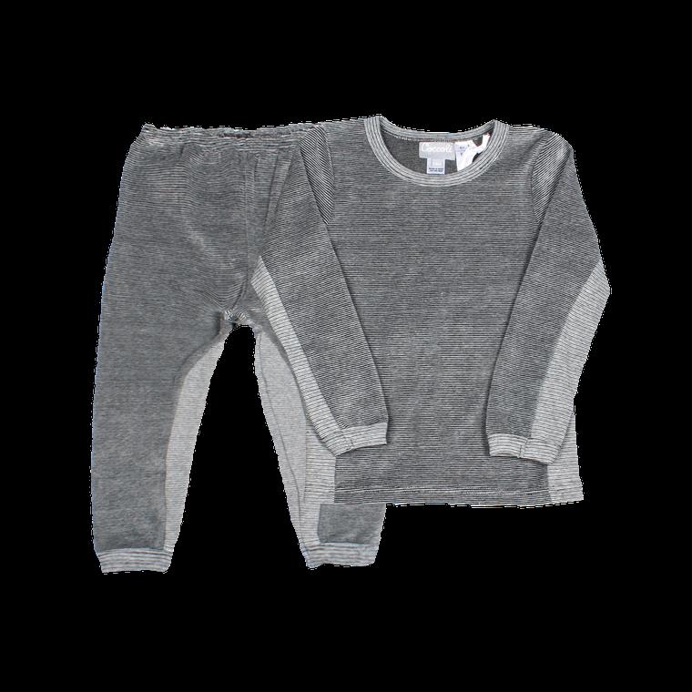 Coccoli Velour   Pyjamas   12m-24m   ELV4906-190