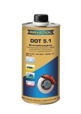 1 Liter - Meets: SAE J1703, ISO 4925 Class 5-1, FMVSS 116 DOT 5.1