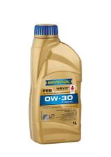 1 Liter - RAVENOL FES 0W30 - ACEA C2 - Approvals: BMW Longlife-12FE - Meets: PSA B71 2290, PSA B71 2312, Jaguar Land Rover STJLR.03.5007, IVECO 18-1811 CLASSE SC1 LV, FIAT 9.55535-DS1/GS1