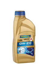 1 Liter - RAVENOL VSE 0W-20 - VW 508 00 Approved