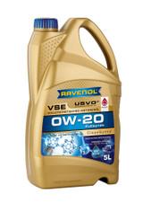 5 Liter - RAVENOL VSE 0W-20 - VW 508 00 Approved