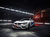RAVENOL Working With BMW M Customer Racing on the BMW M4 GT4 as an Official Partner