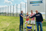 Oberwelland Park Becomes the RAVENOL Arena