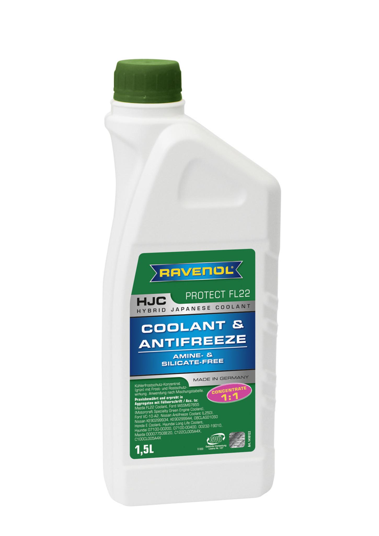 ... Antifreeze - RAVENOL HJC - FL22 Concentrate