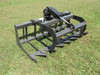 """60"""" Economy Single Cylinder Root Grapple"""