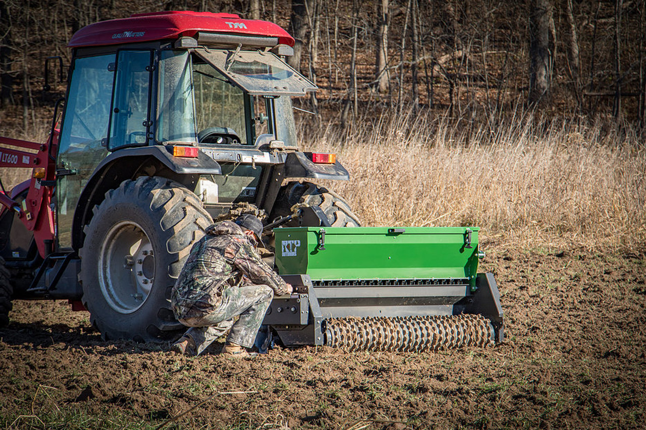 Genesis Groundbreaker 6 Food Plot Seeder