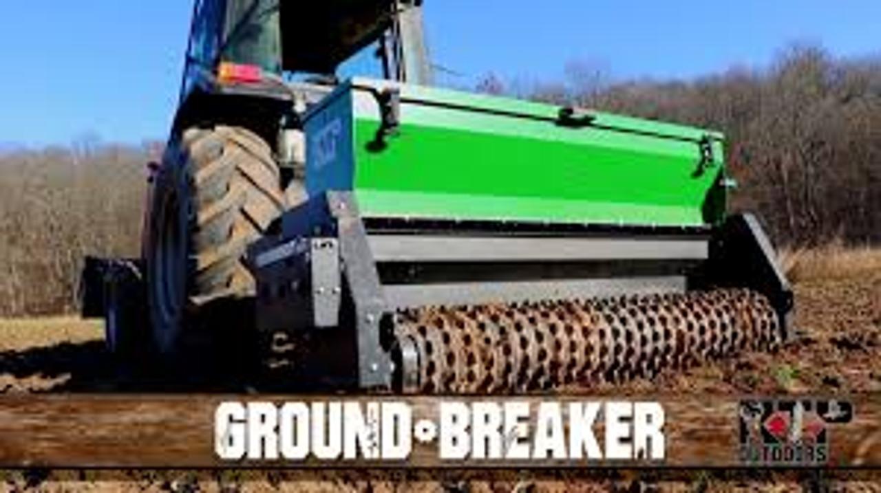 Genesis Groundbreaker 3 Food Plot Seeder