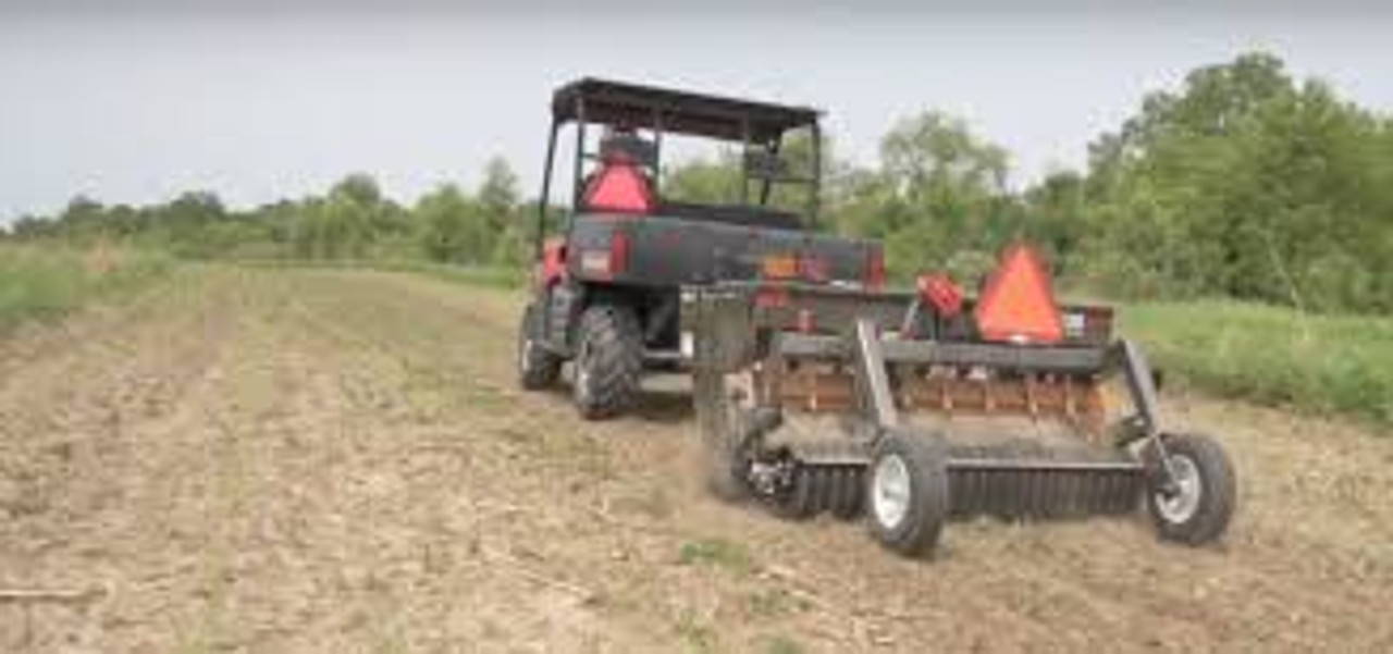 Woods CSS60  Pull Type Hunting Edition Precision Seeder
