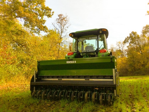 Genesis 8 Ft Food Plot Drill W Coulter Kit Buy
