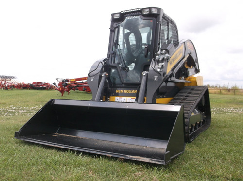 Skid Steer 6 5' Backhoe w/ 12