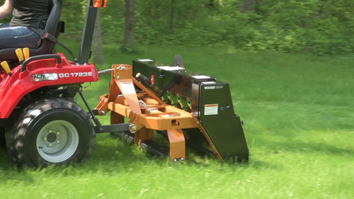 Woods CSS60 3pt Hunting Edition Precision Seeder