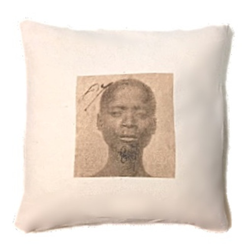 Peavy™ Pillow Black Woman No. 01