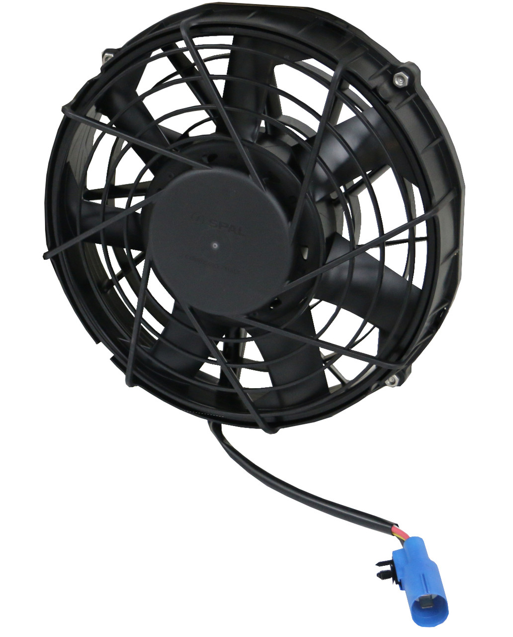 spal fans wiring diagram 1968 12  dual brushless spal pusher fan   wiring kit wizard cooling  12  dual brushless spal pusher fan