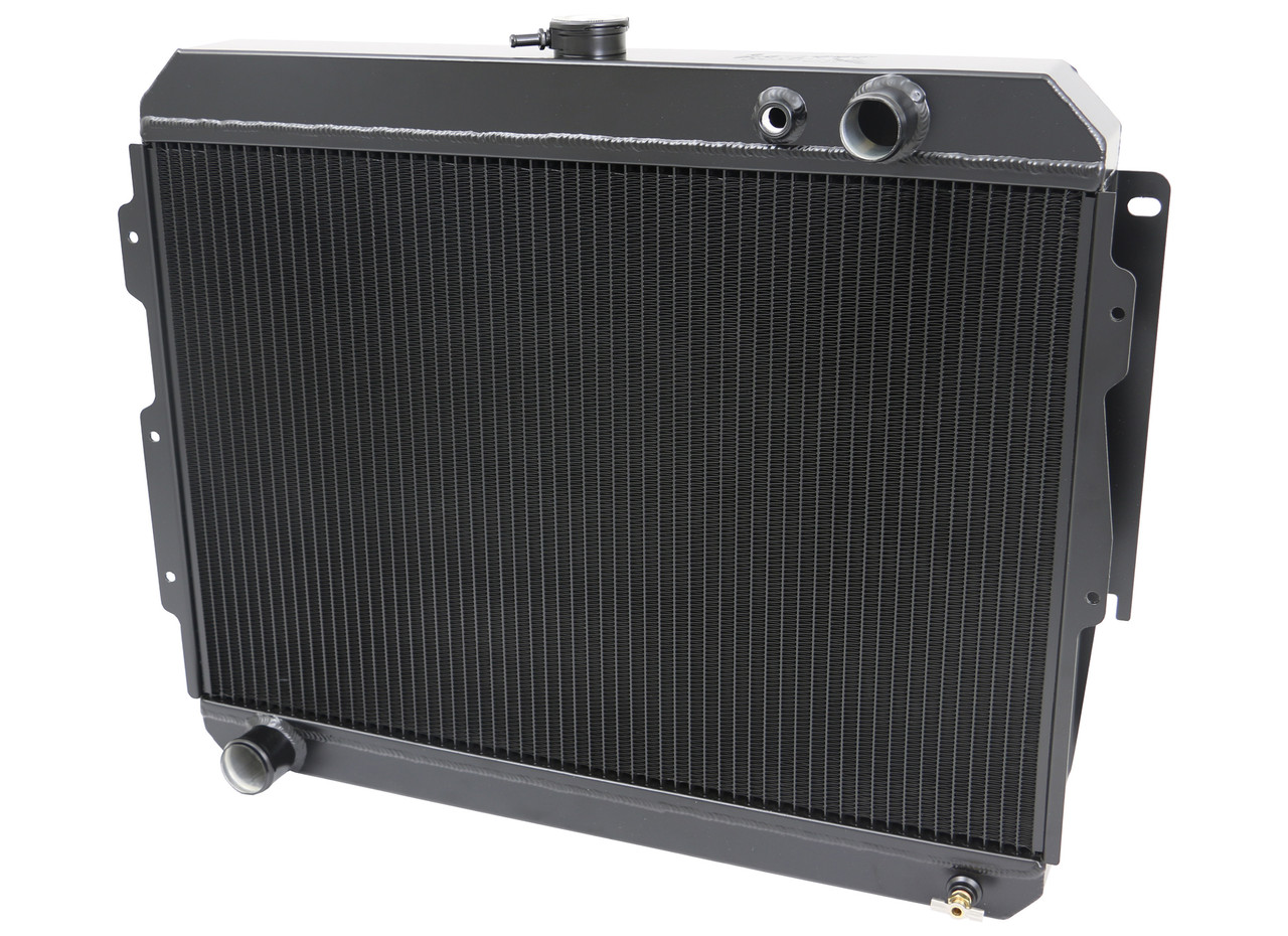 3 Rows All Aluminum Radiator Fit 1966 1967 1968 1969 Dodge Charger