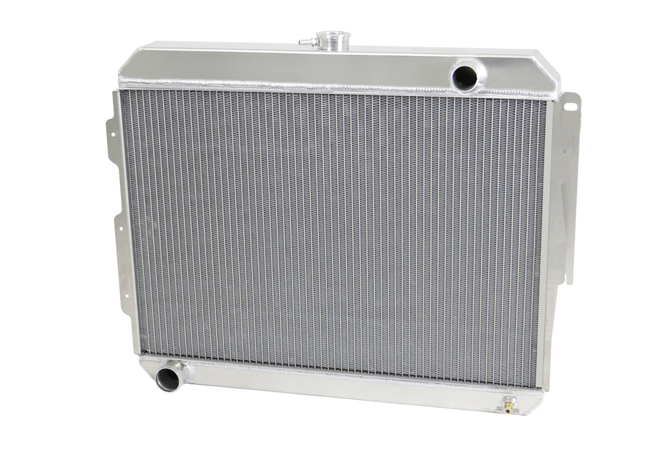 ALL ALUMINUM RADIATOR FIT 1966 67 1968 Dodge Charger//Coronet Belvedere 3 ROWS