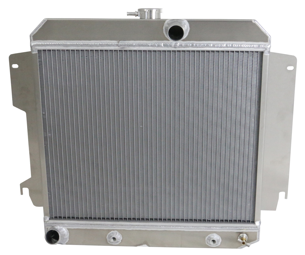 Radiator Assembly Aluminum Core Direct Fit for Dodge Chrysler Jeep New
