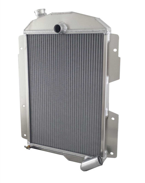 High Performance 1938 Pontiac Aluminum Radiator