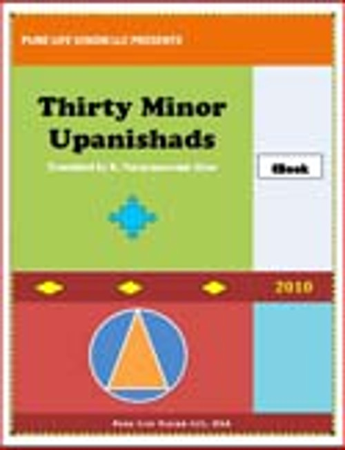 Translation of the 30 Minor Upanishads
