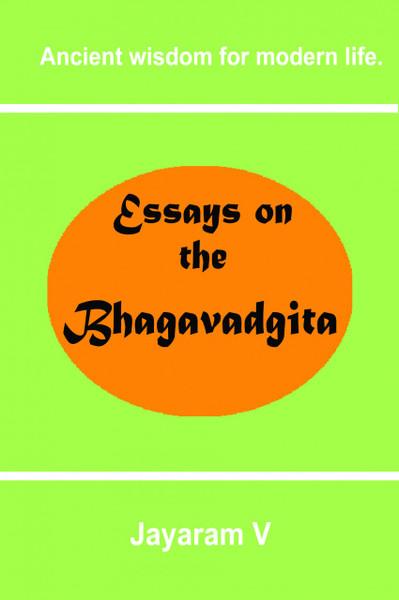 Essays on the Bhagavadgita