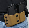 Double Mag Pouch with Speed Clips