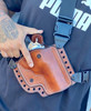 Tucker Leather Chest holster