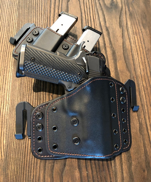 DC-1 for 1911 w/Dual Mag Pouch
