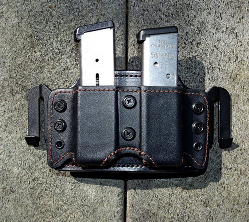 Dual Speed Clip Mag Pouch