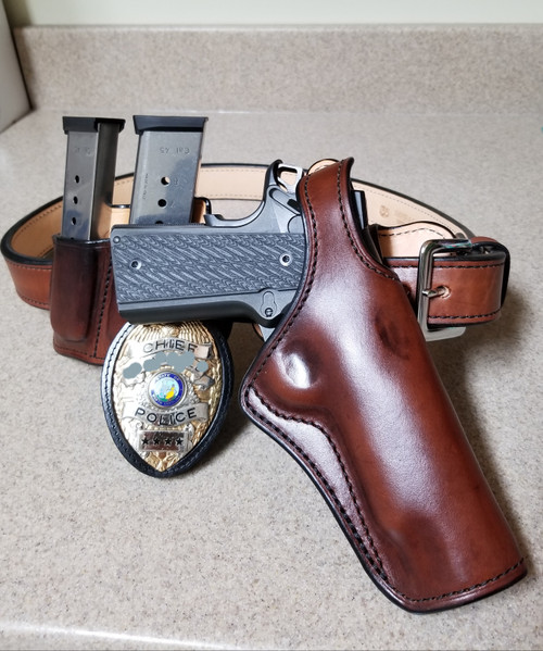 The Chief holster - Price is for the holster only and includes thumbbreak strap