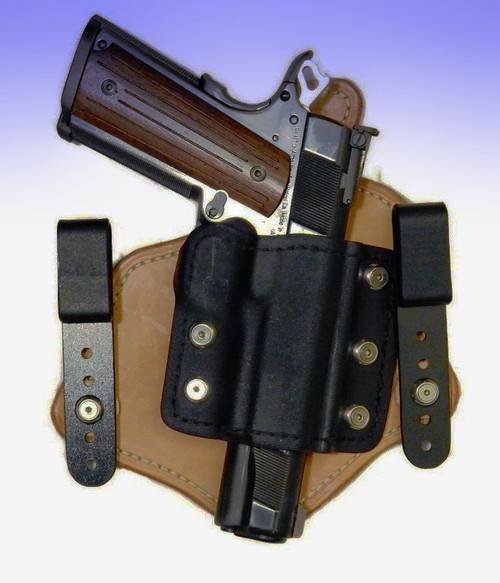 The Answer IWB Holsters   Tucker Gunleather