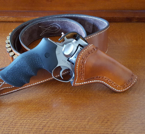 Cross Draw Field Holster for Ruger GP100
