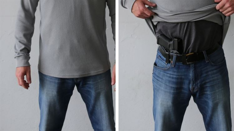 Don't Ask, Don't Tell: Concealed Carry Holsters