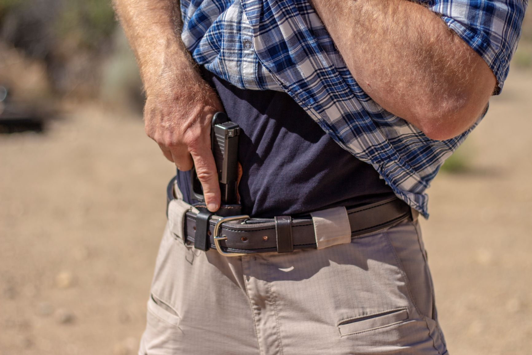 How IWB Holsters Work?