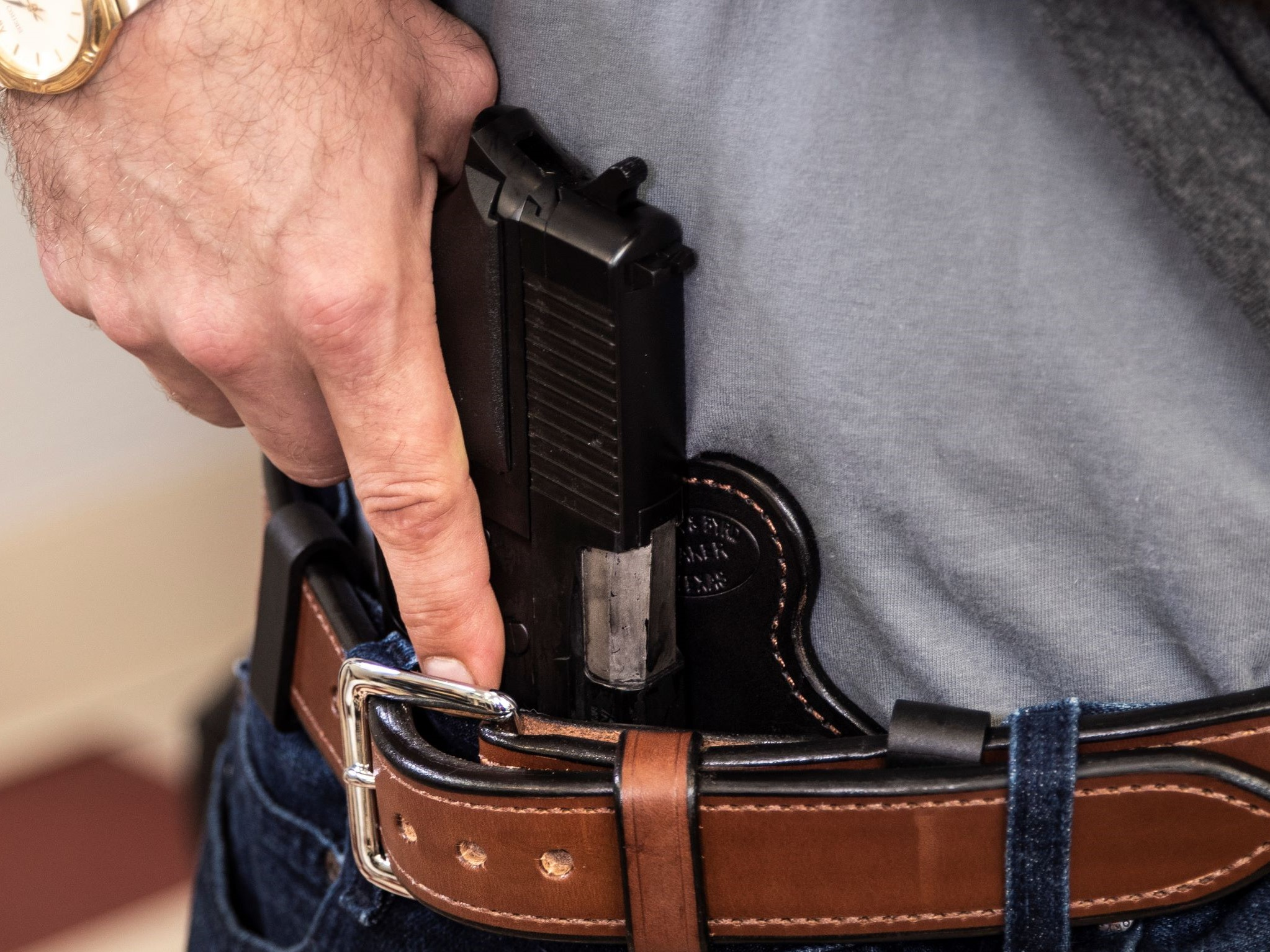 Reasons To Carry Inside The Waistband