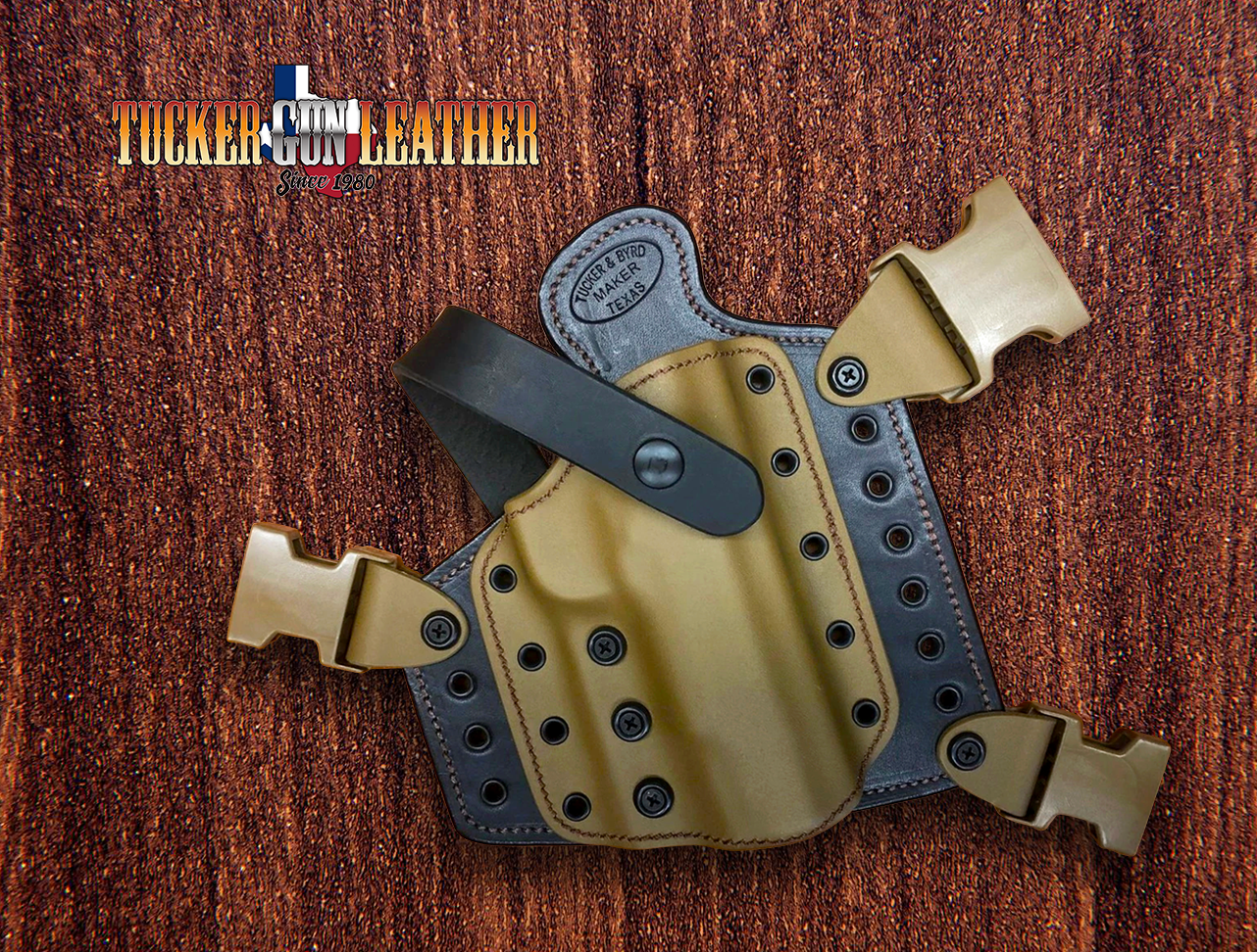 Gun Journalist Reviews Our Newest Chest Holster