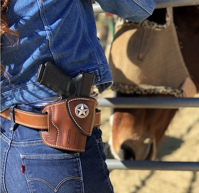 Women & OWB Holsters: Factors to Consider